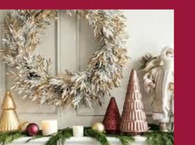 Коледна декорация за дома