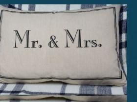 Първа годишнина - памучна сватба