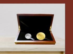 Колекционерски медали и монети