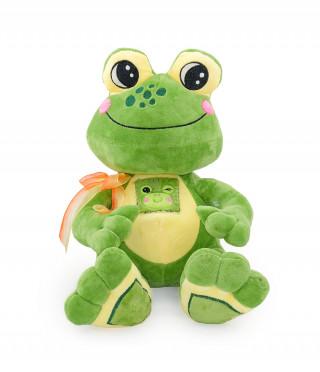 Плюшена жабка