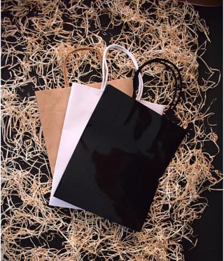 Подаръчна торбичка гланцирана