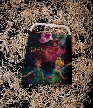 Детска подаръчна торбичка Tinkerbell