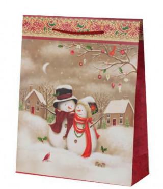 Снежко харт.торба голяма пакет 10бр.