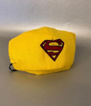Маска за многократна употреба Супермен
