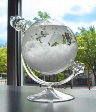 Времева кристална топка - Глобус