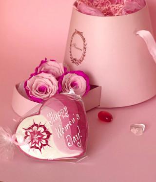 Подаръчен комплект Розова феерия
