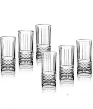 Brillante 6 чаши за вода