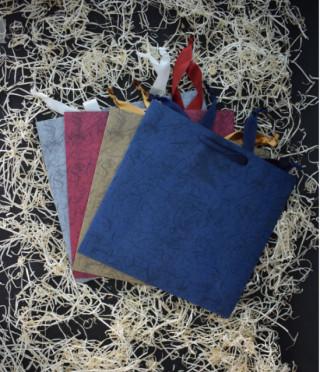 Подаръчна торбичка мрамор