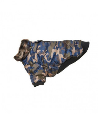 Зимно яке за куче Buster Country Camouflage (размери)