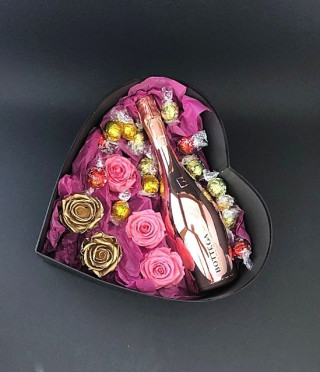 Луксозен комплект Rose Gold
