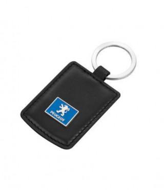 Ключодържател с лого на Peugeot