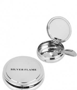 Джобен пепелник SILVER FLAME
