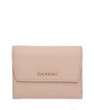 Дамски портфейл в светло розово - ROSSI