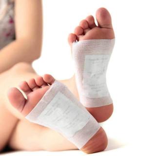 Пластири за детоксикация на тялото Kinoki detox