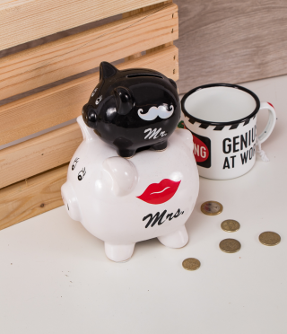 Piggy Bank She and he