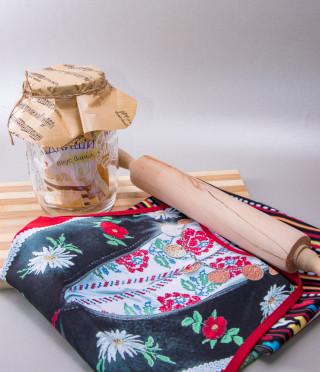 Подаръчен комплект за дами, които обичат да готвят