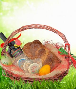 Великденска подаръчна кошница 53