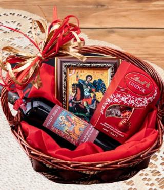 Персонализирана кошница Свети Димитър