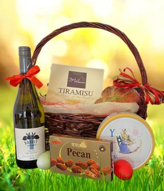 Великденска кошница Рабит