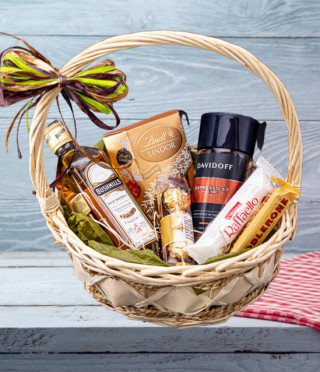 Подаръчна кошница Bushmills