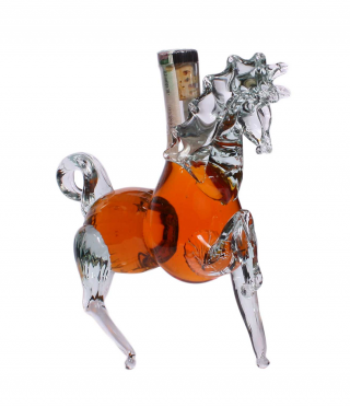 Horse Rum bottle, 200 ml
