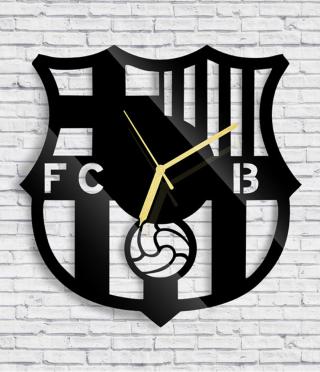 Стенен часовник Барселона