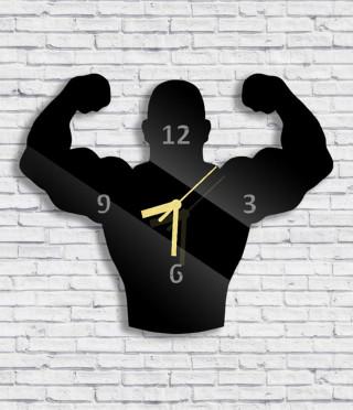 Часовник Фитнес, стенен