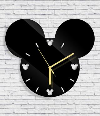 Стенен часовник Мики Маус