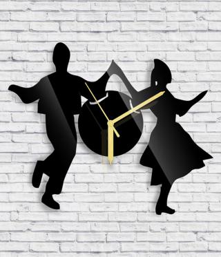 Часовник Народни танци, стенен