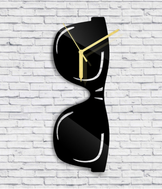 Стенен часовник Слънчеви очила