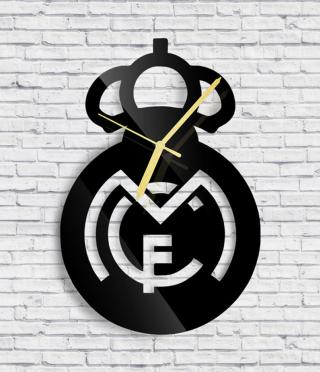 Real Madrid Wall Clock