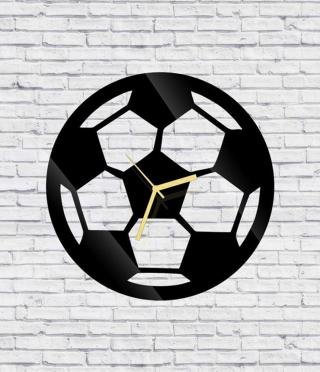 Часовник Футболна топка, стенен