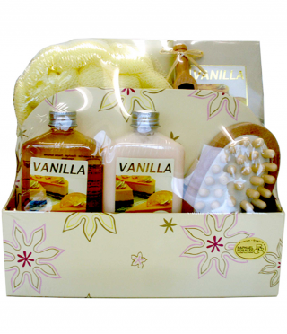 Дамски козметичен комплект Ванилия