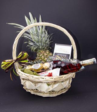 Подаръчна кошница Риба Атлантик