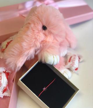 Розовият заек