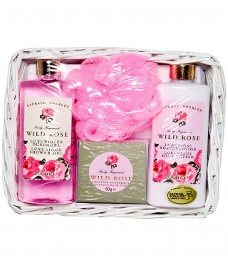Cosmetic kit with Rose