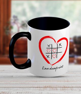 Керамична чаша за любовта