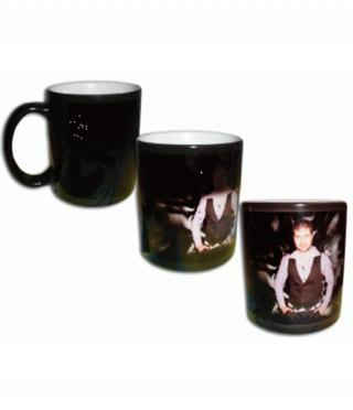 Магическа чаша със снимка и текст