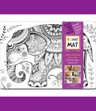 Подложка за оцветяване ELEPHANT