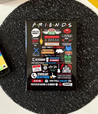 Работен планер Friends