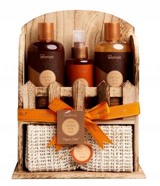 Gift set with orange and Neroli