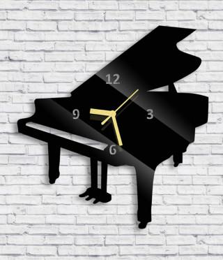 Часовник Пиано, стенен