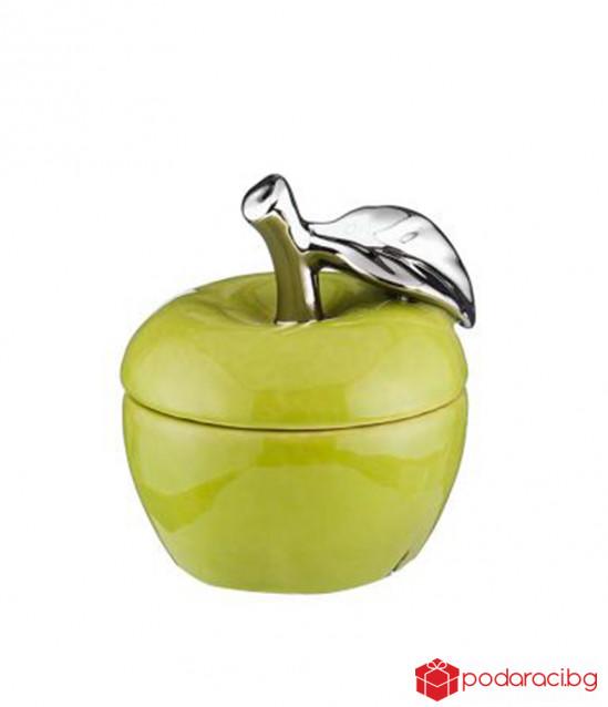 Купа зелена ябълка среден размер