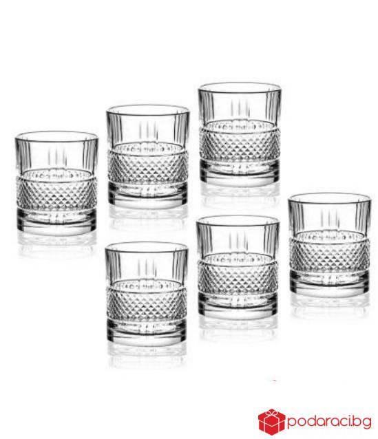 Brillante 6 чаши за уиски