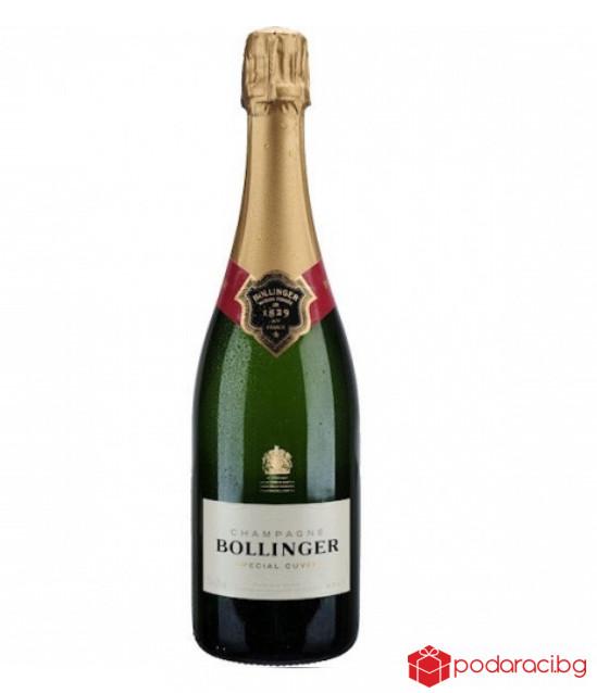Шампанско Боленже Спешъл Кюве Брут 0,75 л. / Bollinger