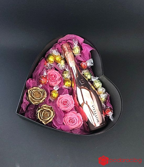 Luxury set Rose Gold