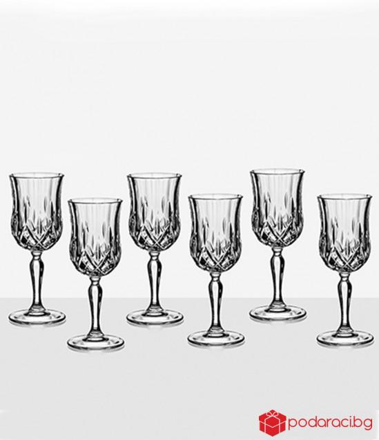 Opera 6 чаши вино лукс