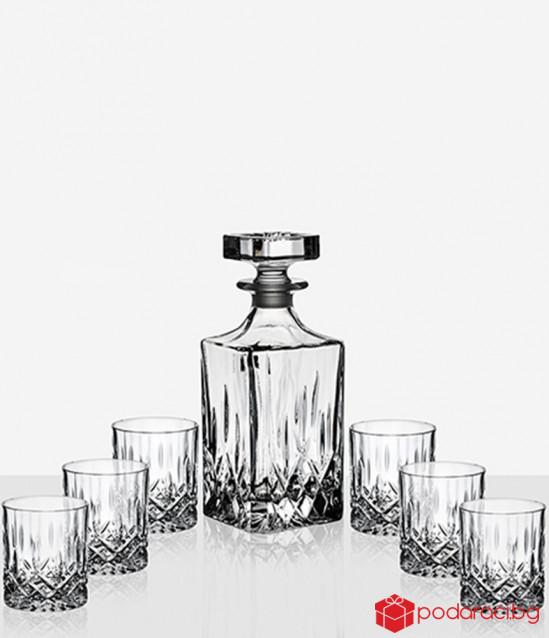Opera 6 чаши уиски+бутилка