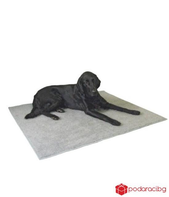 Термо килим за куче 125х80см