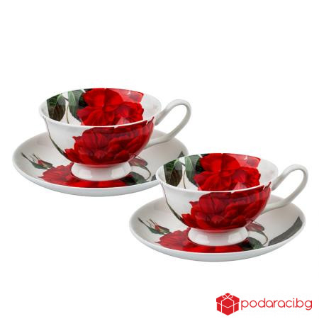 Комплект от две чаши за кафе